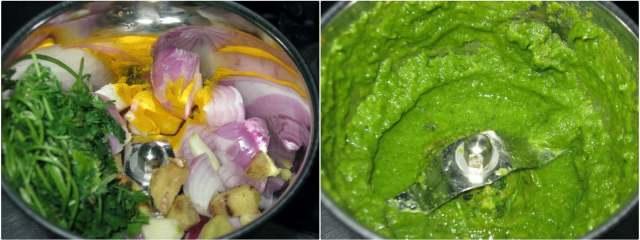 Molake Hurulikaalu Saaru | Sprouted Horsegram Curry