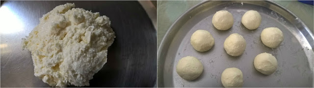 Easy Rasgulla Recipe | Easy Rasgulla  pressure cooker method