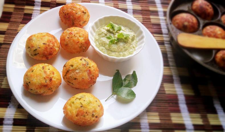 Instant Rava Paddu