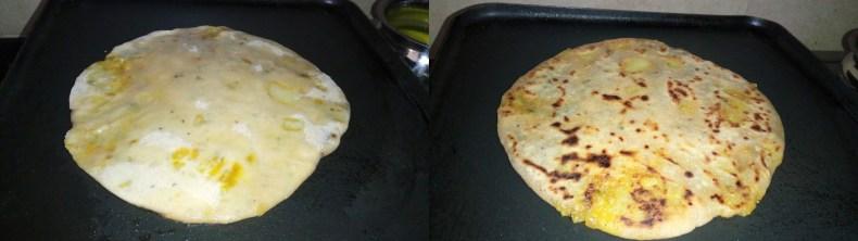 Aloo Paratha Recipe | Easy Stuffed Aloo Paratha