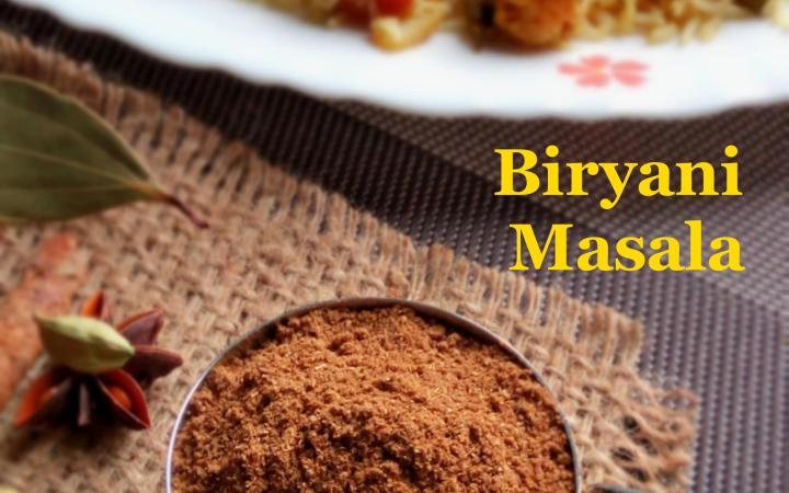 biryani masala powder