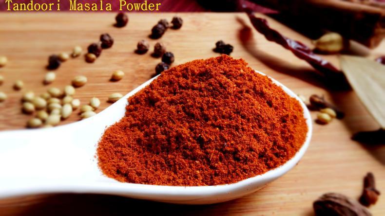 tandoori masala powder