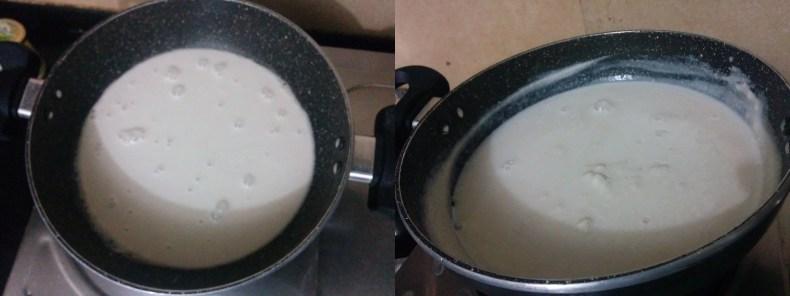 Wheat Coconut Milk Pudding   Godhi Halbai