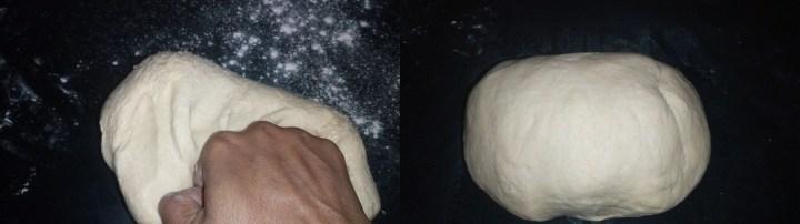 Whole Wheat Pizza Base