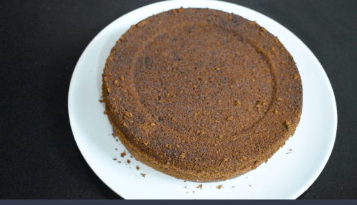 Pumpkin Walnut Cake