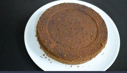 Pumpkin Walnut Cake