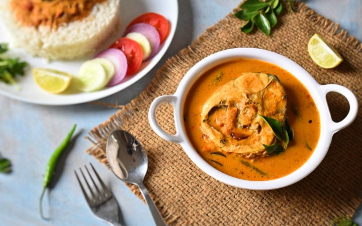 Mangalore Fish Curry