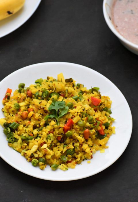 Vegetable_Poha