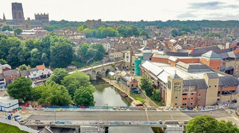 New Elvet Bridge set to reopen next month