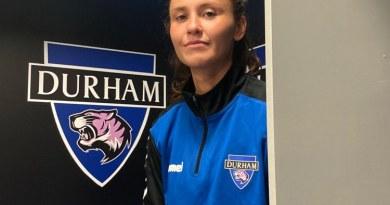 Durham Women FC sign international striker