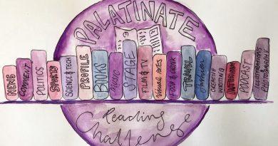 Reading challenge logo
