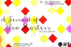 Servant of Two Masters Poster