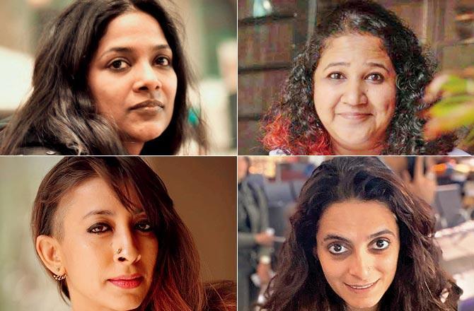 Pallavi MD, Rasika Agashe, Yuki Ellias and Faezeh Jalali