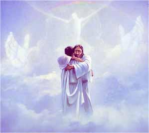 Terço do Abraço de Jesus