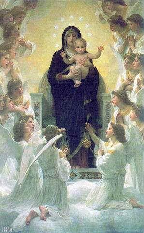 Terço Pedindo Intercessão de Nossa Senhora