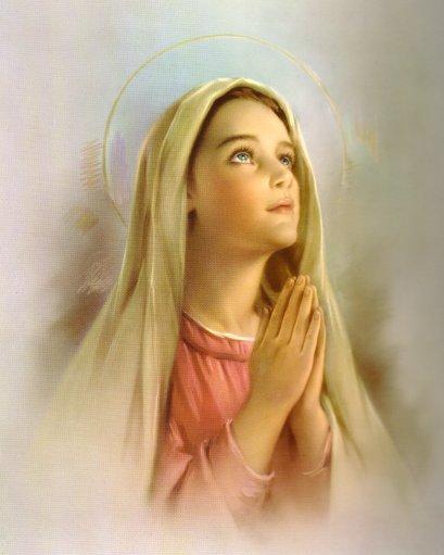 Terço de gratidão ao SIM de Maria