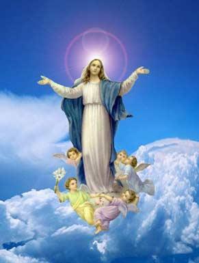 Terço à Nossa Senhora da Assunção