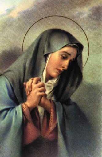 Terço de Gratidão à Nossa Senhora