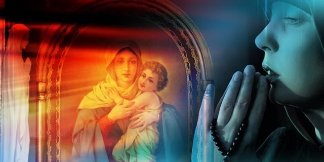 Terço de Gratidão a Nossa Senhora Mãe Rainha