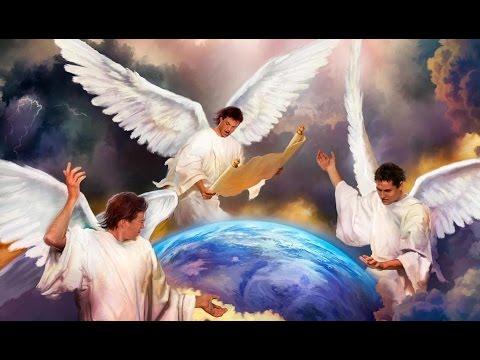 Terço pedindo a ajuda dos Anjos