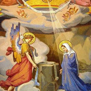13/01 Nossa Senhora da Anunciação, rogai por nós!!