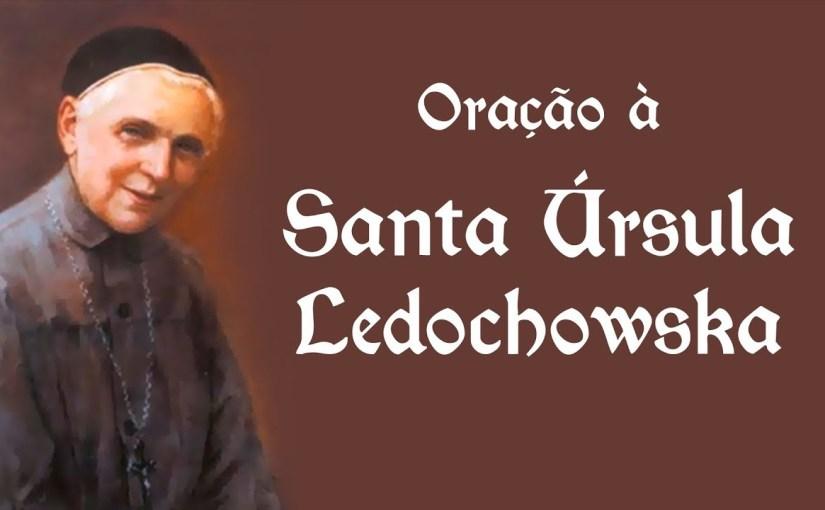 29/05 Santa Úrsula Ledochwska