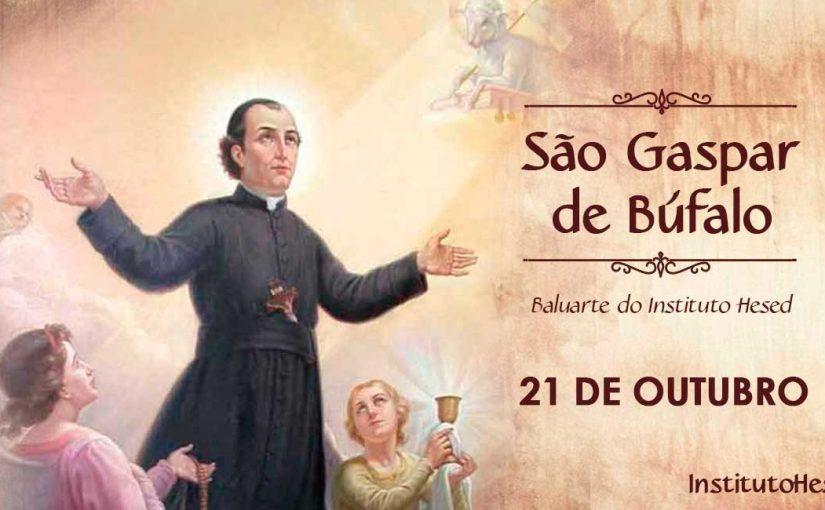 12/06  São Gaspar de Búfalo