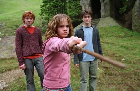 ...e o Prisioneiro de Azkaban