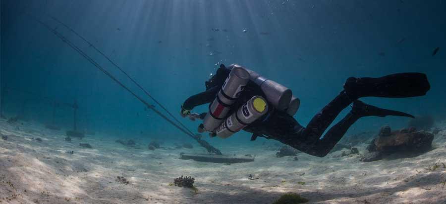 PADI Sidemount Diving Course - El Nido