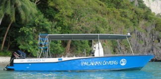 scuba diving in El Nido