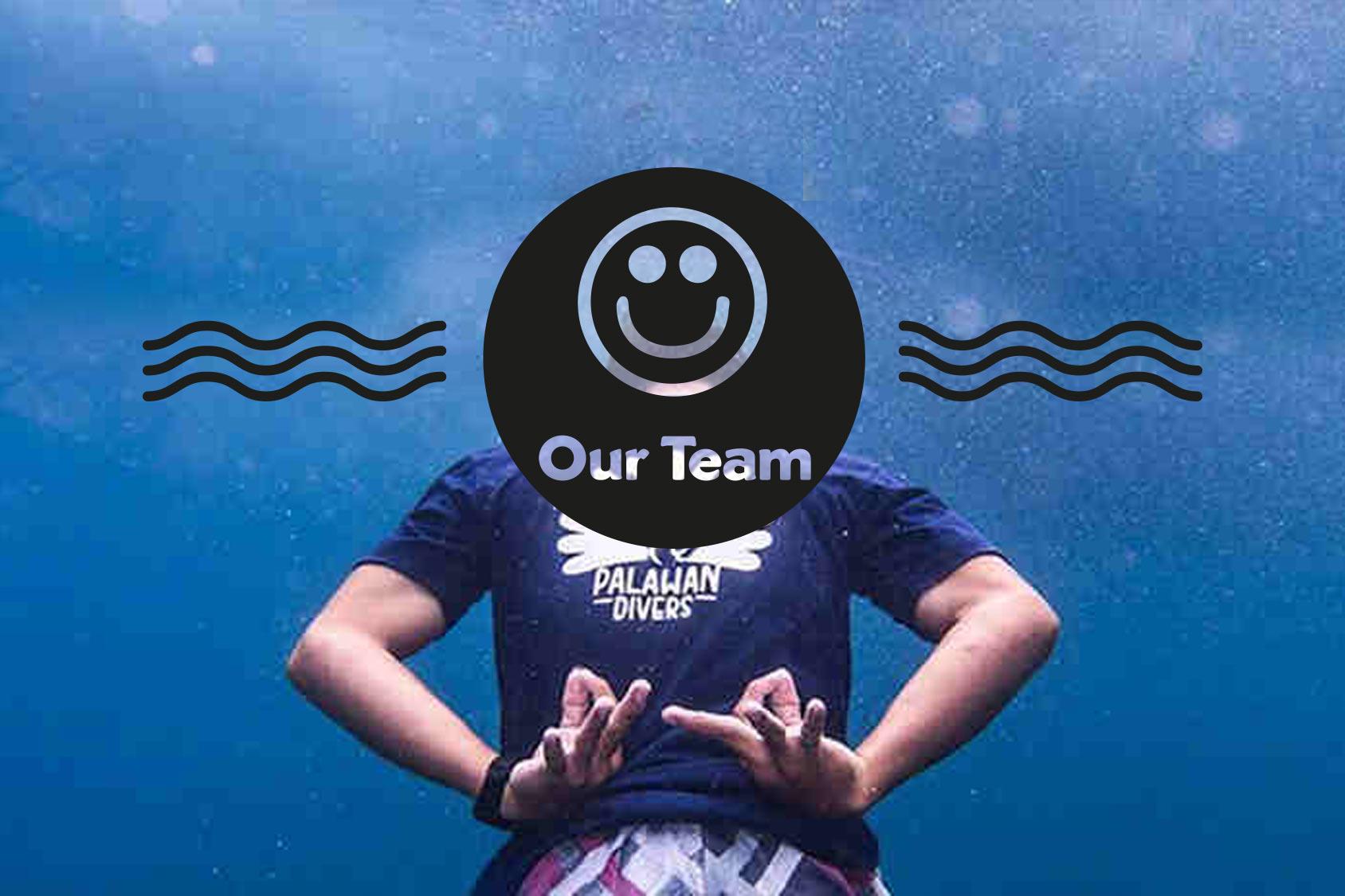 Palawan Divers Team - El Nido Family