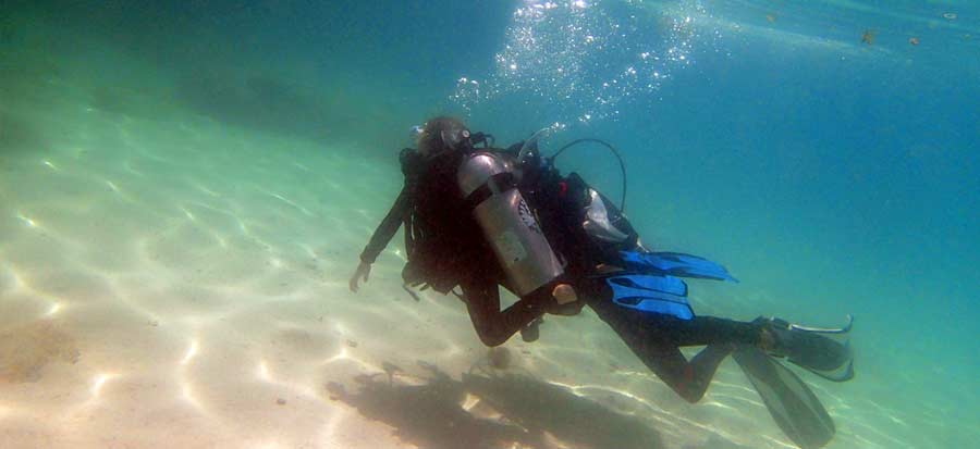 Scuba Diving for Kids - Confined Session