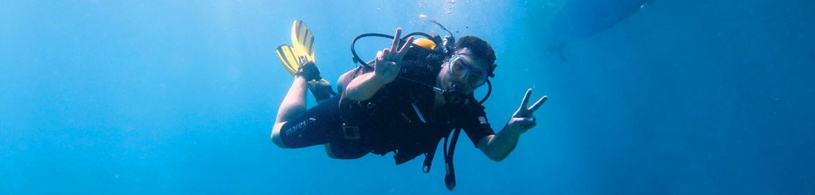 PADI Discover Scuba Diving - Fun Dive