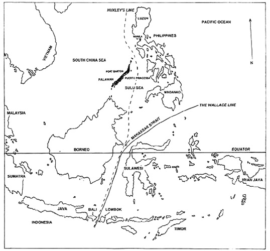 A Guide to the Geology & Habitat of Palawan Island in the