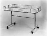 Folding Dump Tables - Folding Dump Table - Retail Display ...