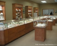 Jewelry Store Displays :: Shop by Retail Type :: Palay Display