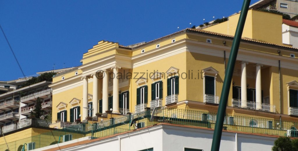 Villa Doria dAngri  Palazzi di Napoli
