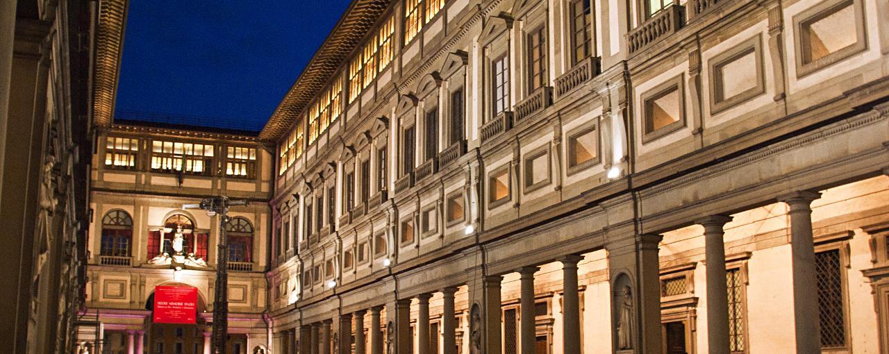 Galleria degli Uffizi Bed and Breakfast Firenze centro