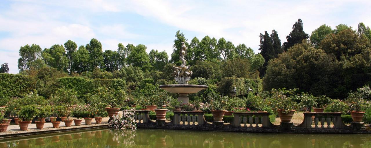 Giardino di Boboli a Firenze Centro Storico Giardini