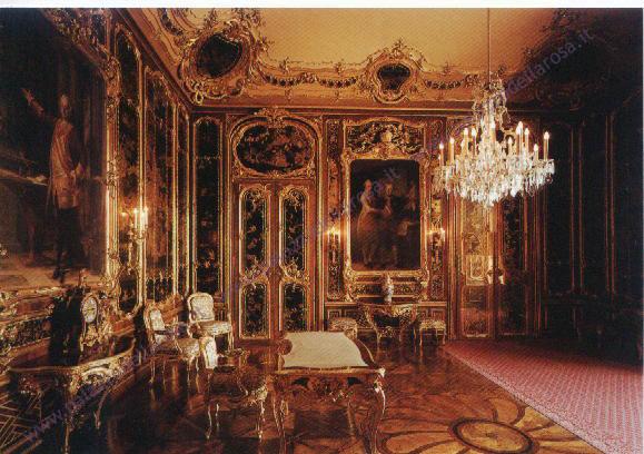 Alla Corte di Versailles  Palazzi  Schonbrunn