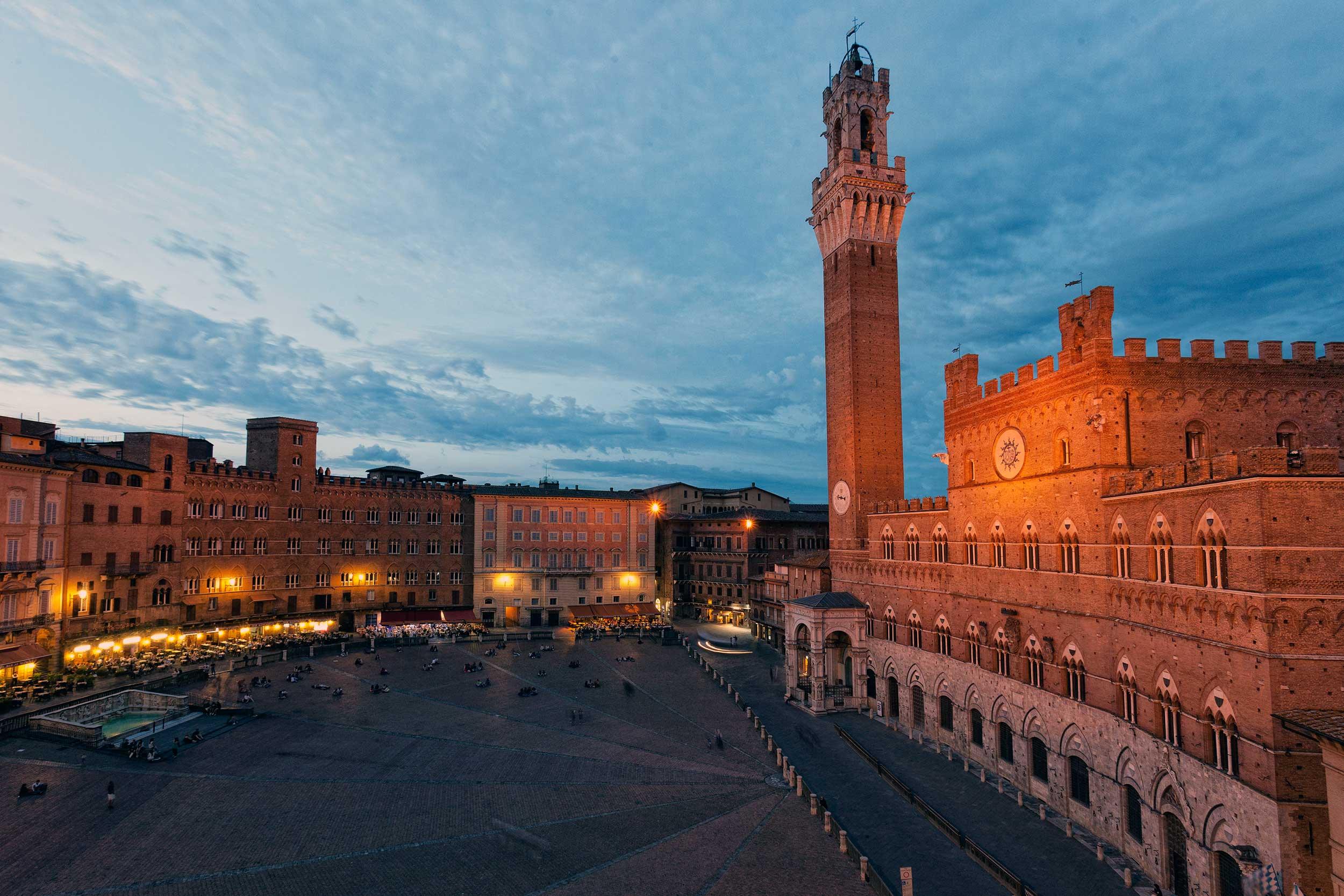 Appartamento di prestigio in Piazza del Campo Siena  Palazzo Giorgi