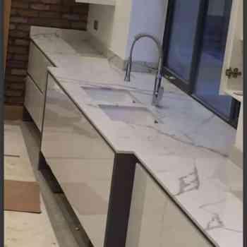 Quartz Stone Kitchen Worktops
