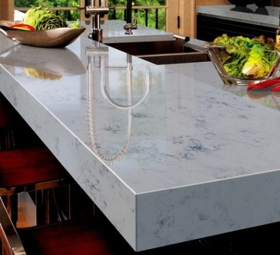 kitchen worktops repair palazzo stone