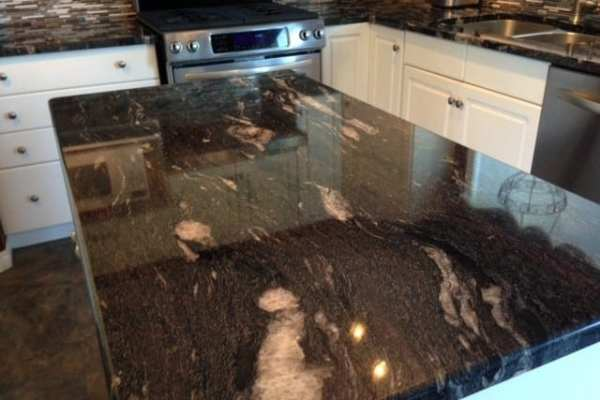 Cosmic balck granite