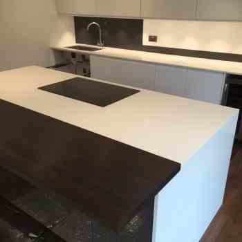 Kitchen quartz worktops London