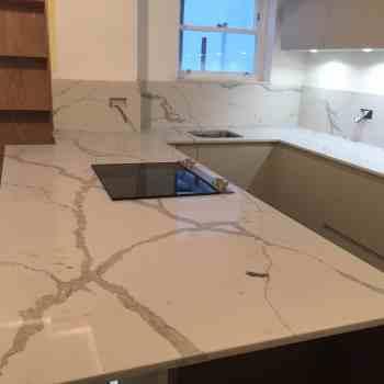 calacatta countertops