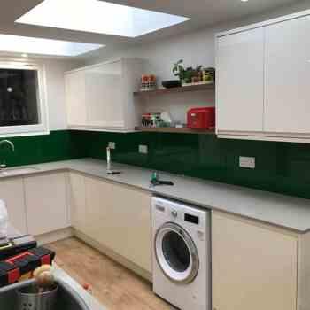 kitchen silestone worktops
