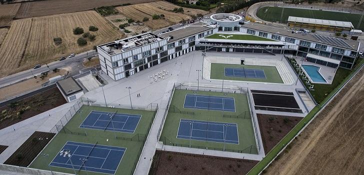 Resultado de imagen para academia de tenis rafa nadal