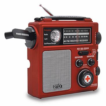 Eton Grundig American Red Cross FR300 Palco Electronics
