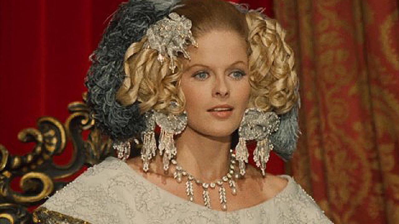 Karin Schubert, la principessina sexy anni '70